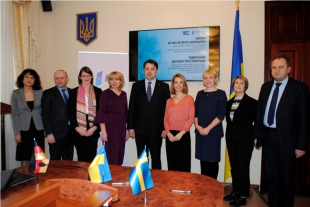 "A LETTER OF COOPERATION BETWEEN THE FRIEDRICH EBERT STIFTUNG IN UKRAINE, THE PROJECT ""GENDER BUDGETING IN UKRAINE"" AND NATIONAL AGENCY OF UKRAINE ON CIVIL SERVICE WAS SIGNED"